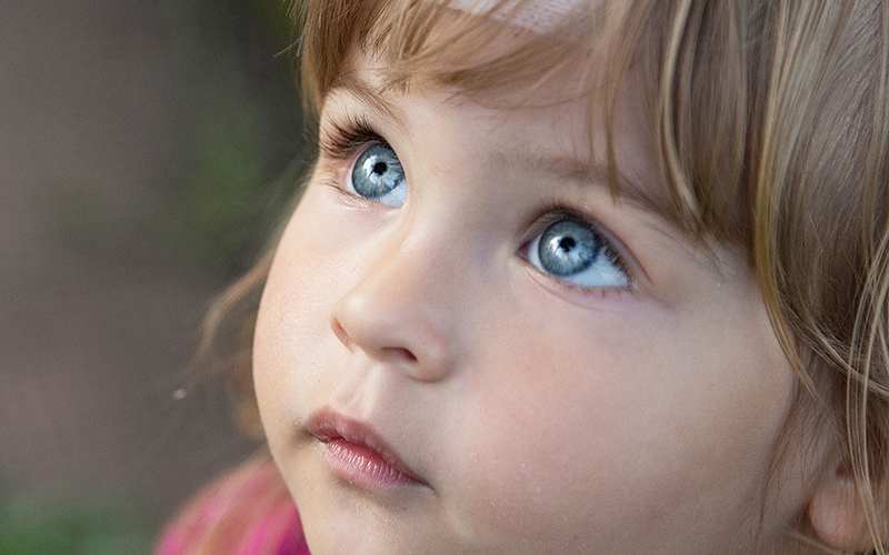 Почему у детей появляются тёмные круги под глазами?